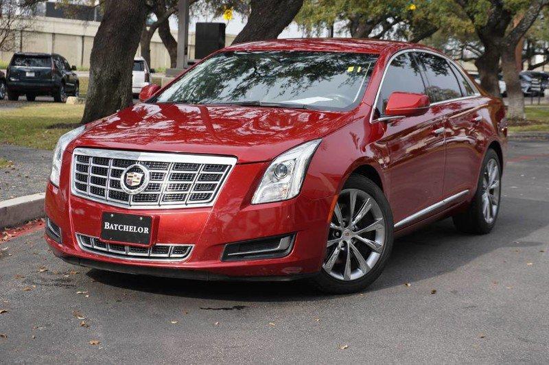 2013 Cadillac XTS  image