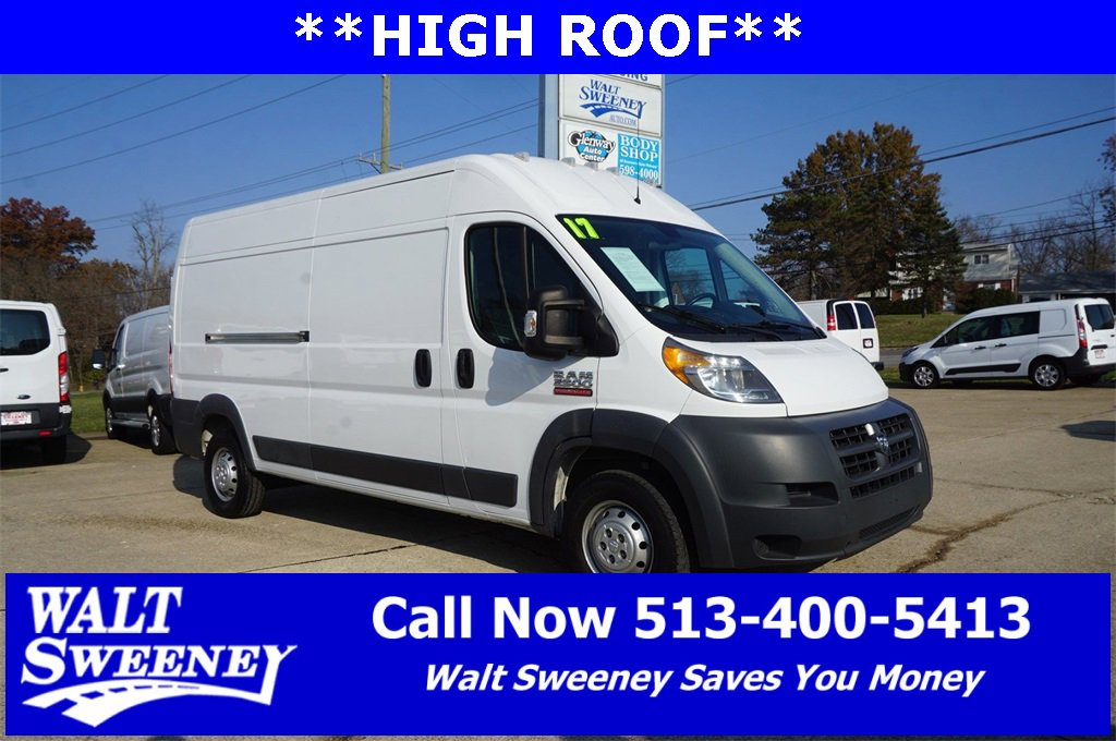 2017 RAM ProMaster 2500 159 High Roof image