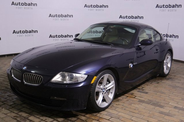 2007 BMW Z4 3.0si Coupe image