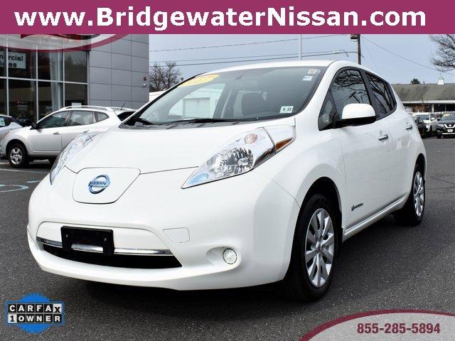 2017 Nissan Leaf S image