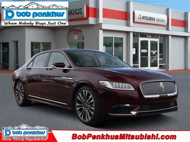 2017 Lincoln Continental AWD Reserve image