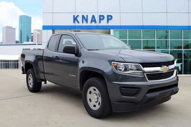 2016 Chevrolet Colorado 2WD Extended Cab W/T image