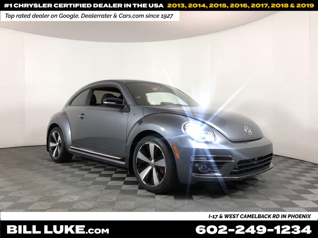 2015 Volkswagen Beetle R-Line Coupe image