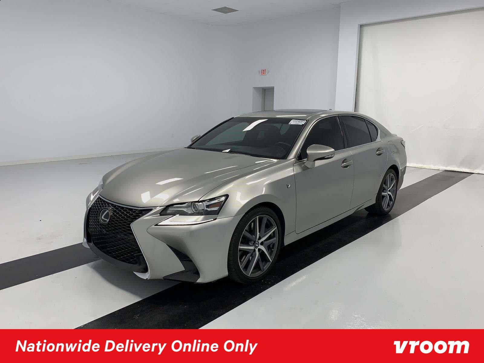 2017 Lexus GS 350  image