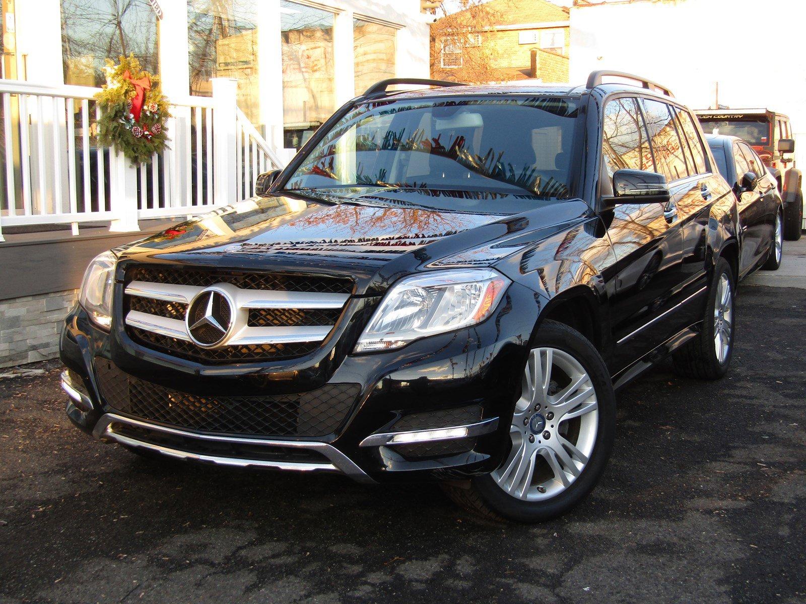 Mercedes-Benz GLK 350 Under 500 Dollars Down