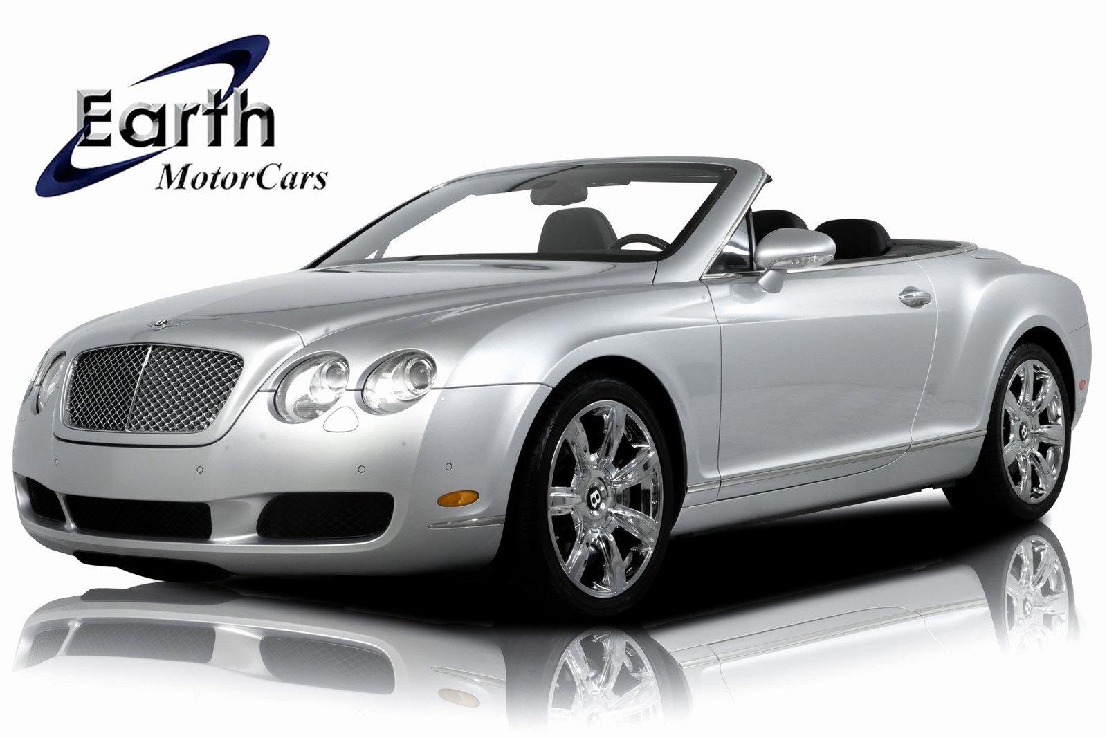 2007 Bentley Continental GTC Convertible image