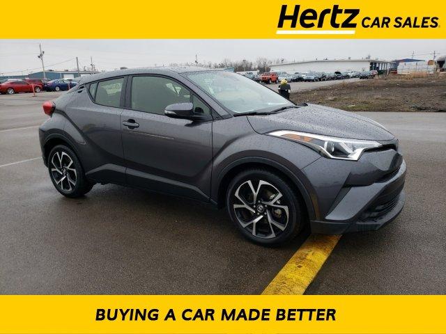 2019 Toyota C-HR XLE image