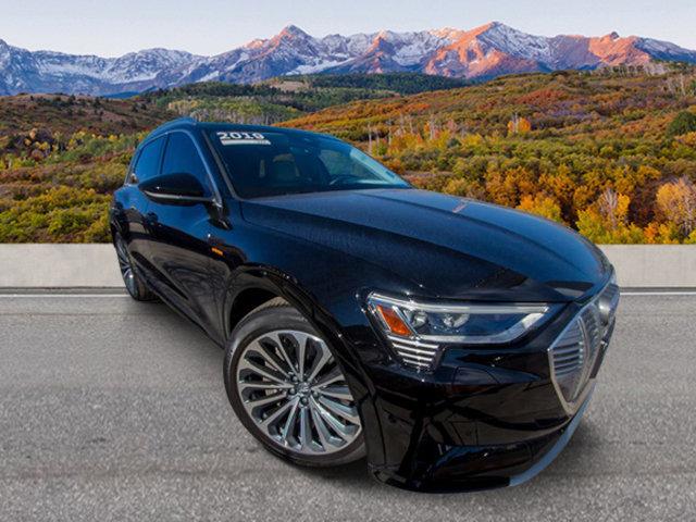 2019 Audi e-tron Prestige image