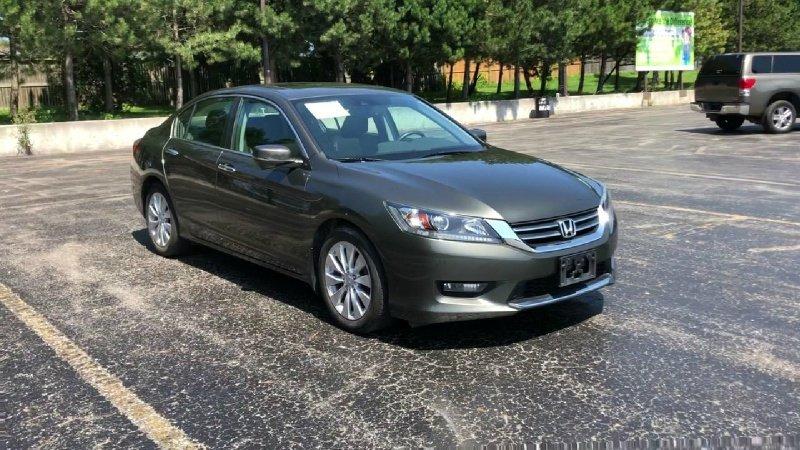 2014 Honda Accord EX-L Sedan image