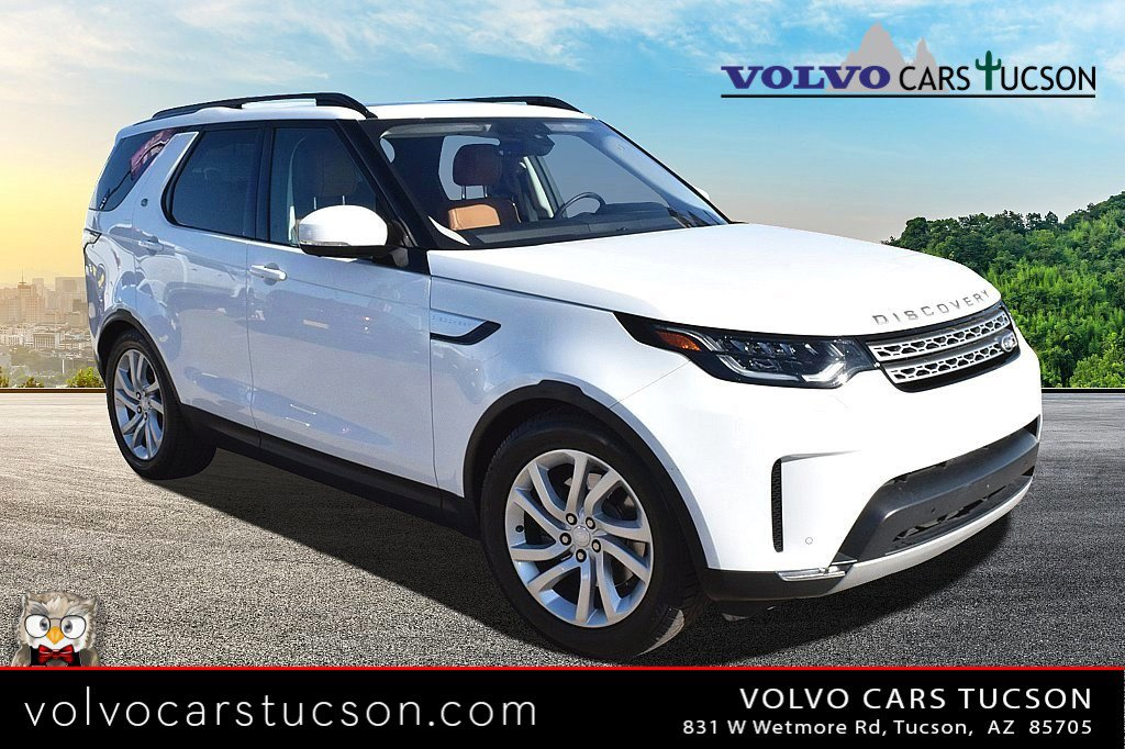 2017 Land Rover Discovery HSE image