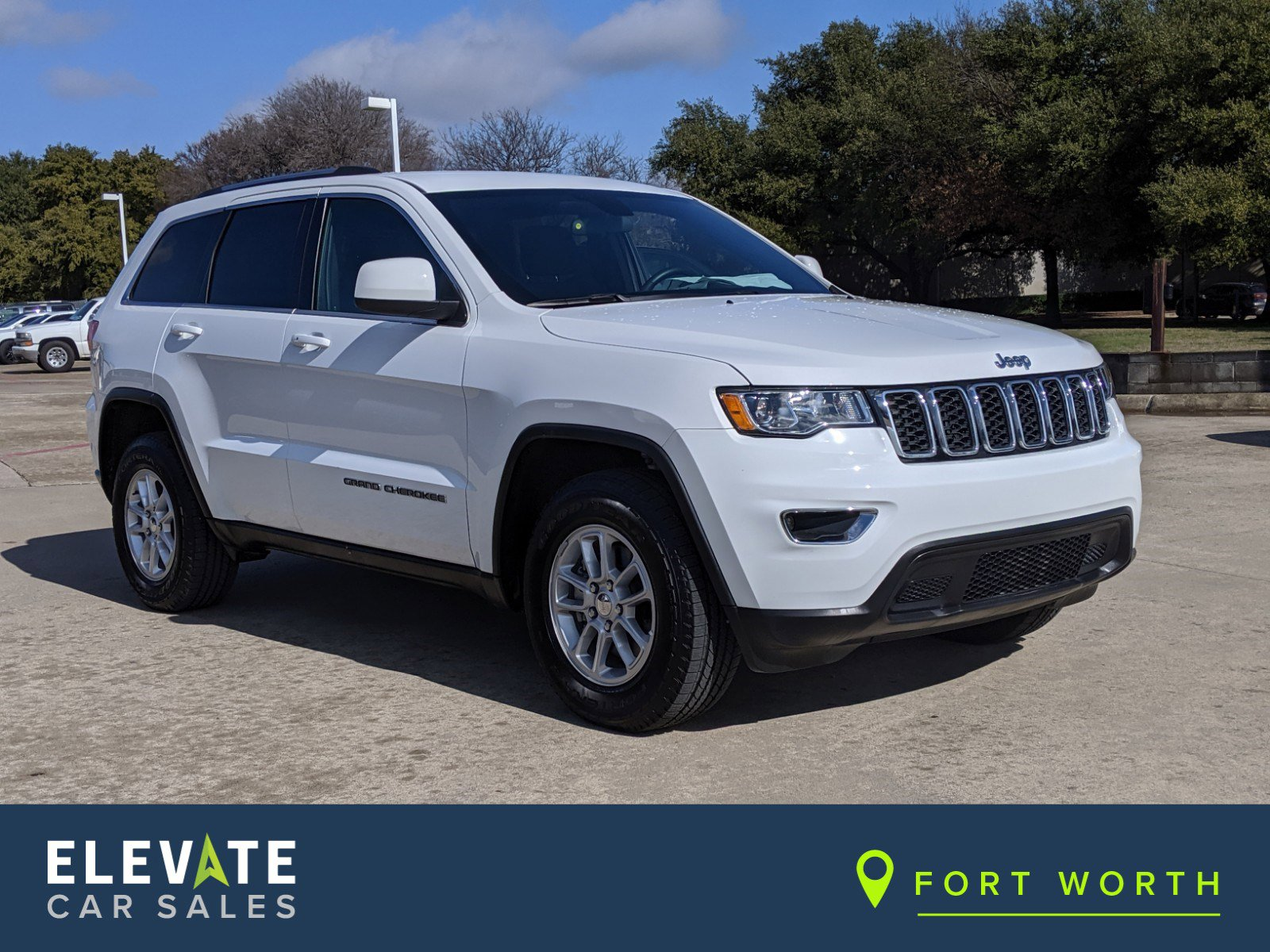 2019 Jeep Grand Cherokee 4WD Laredo image