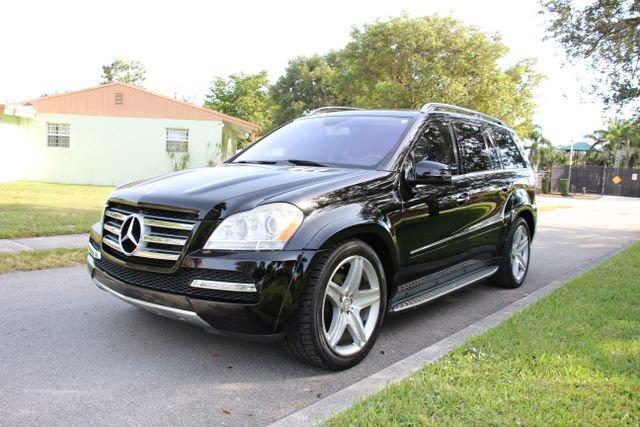 Mercedes-Benz GL 550 Under 500 Dollars Down