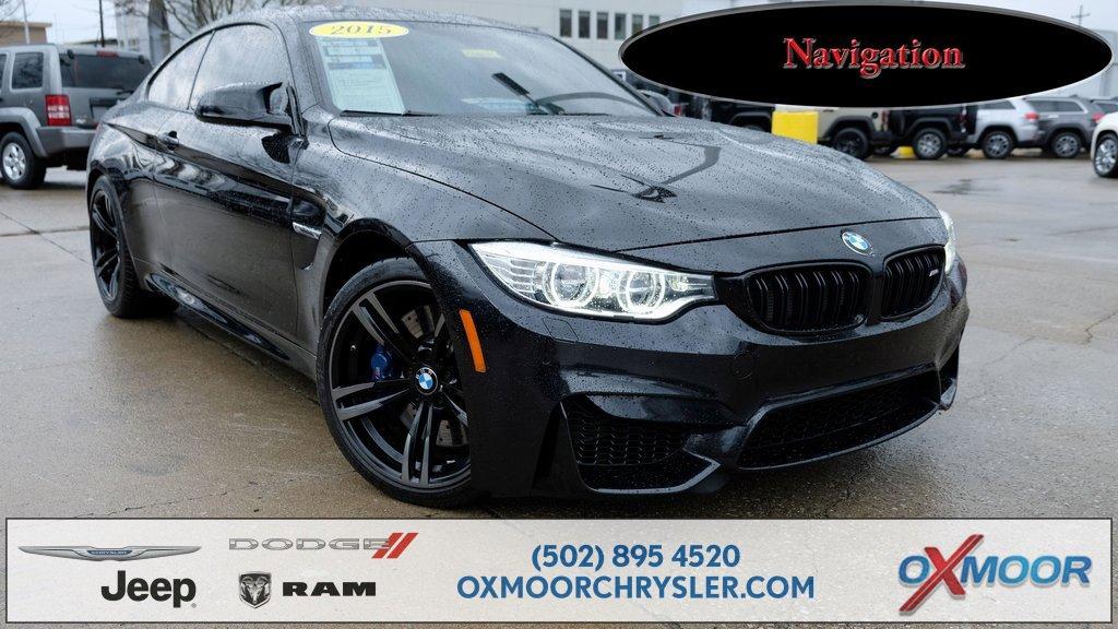 2015 BMW M4 Coupe image