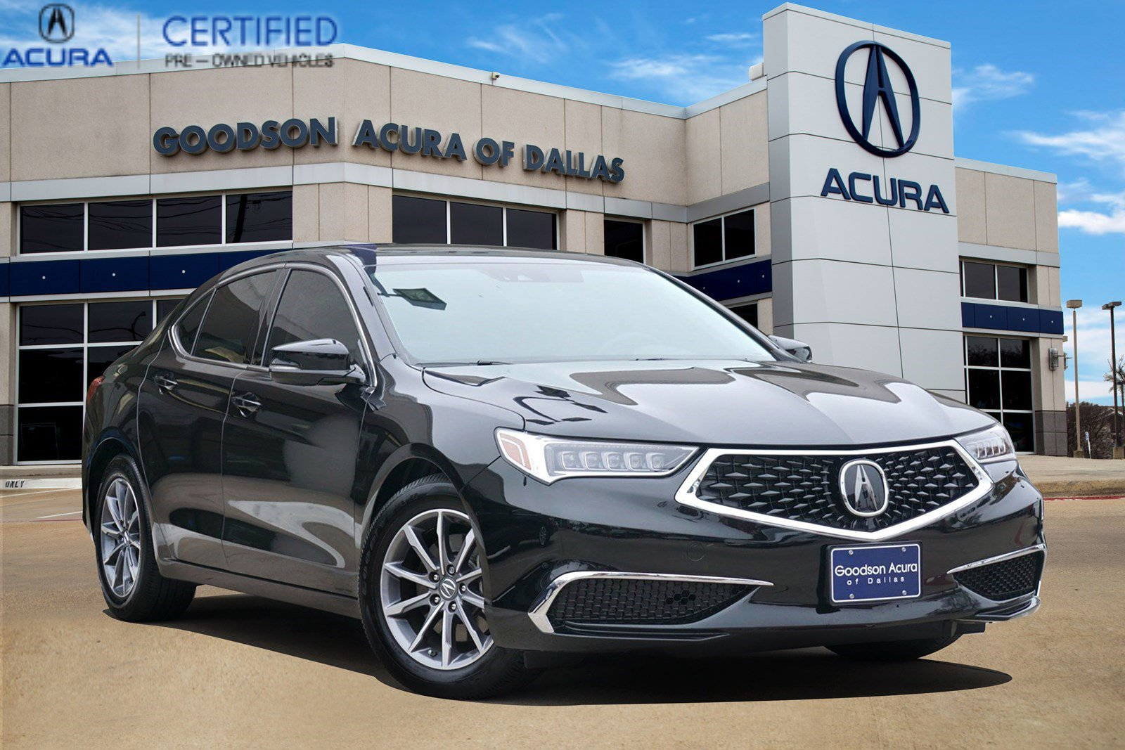 2020 Acura TLX w/ Technology Package image