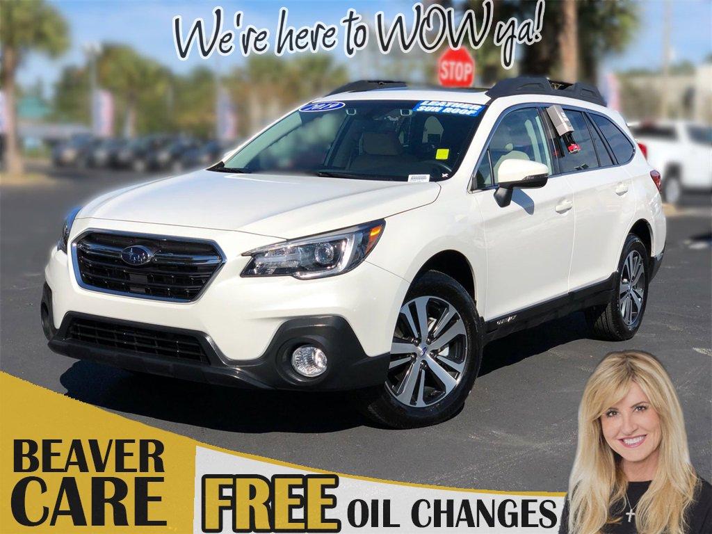 2019 Subaru Outback 2.5i image