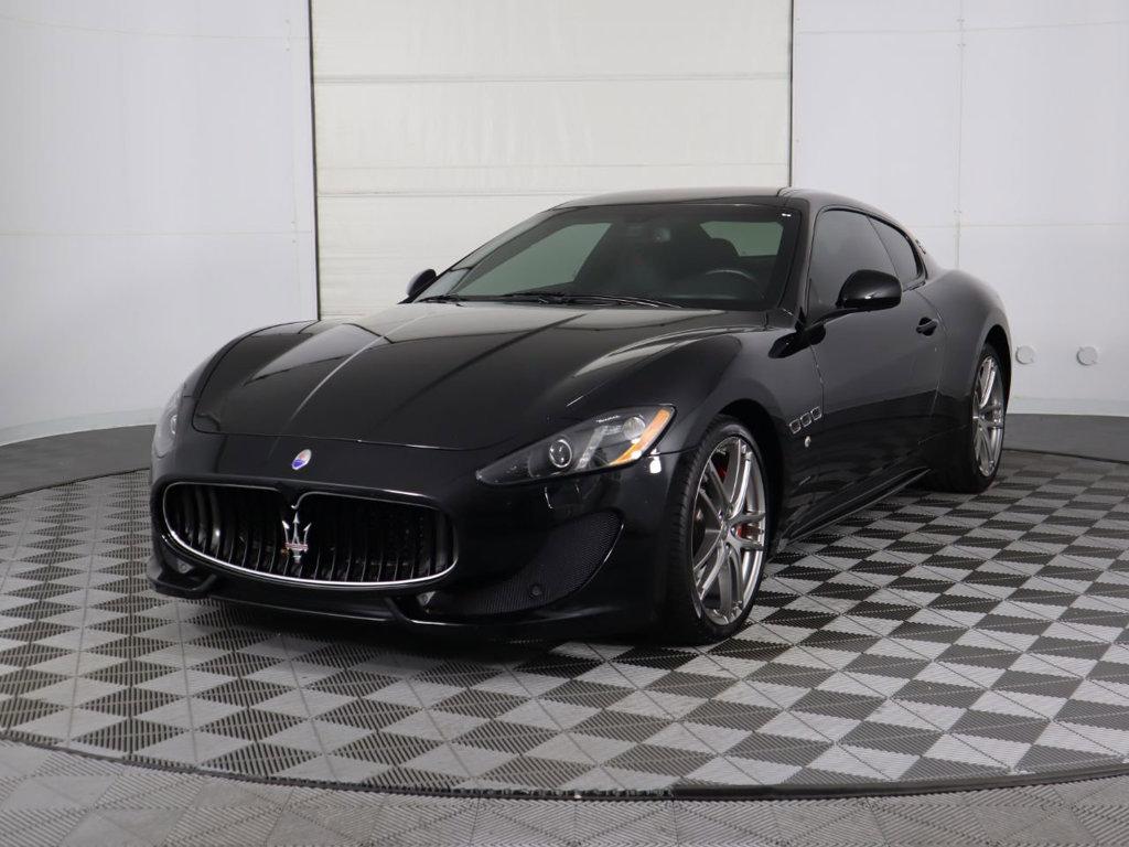 2016 Maserati GranTurismo Sport Coupe image