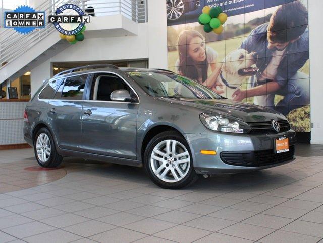 2012 Volkswagen Jetta TDI SportWagen image