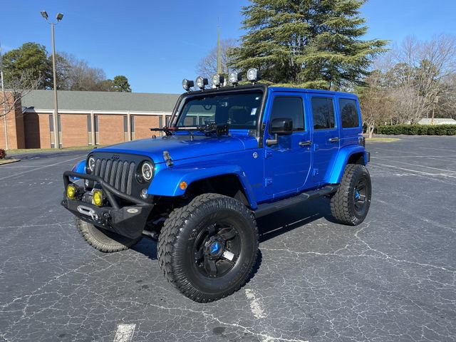 2014 Jeep Wrangler 4WD Unlimited Sahara image