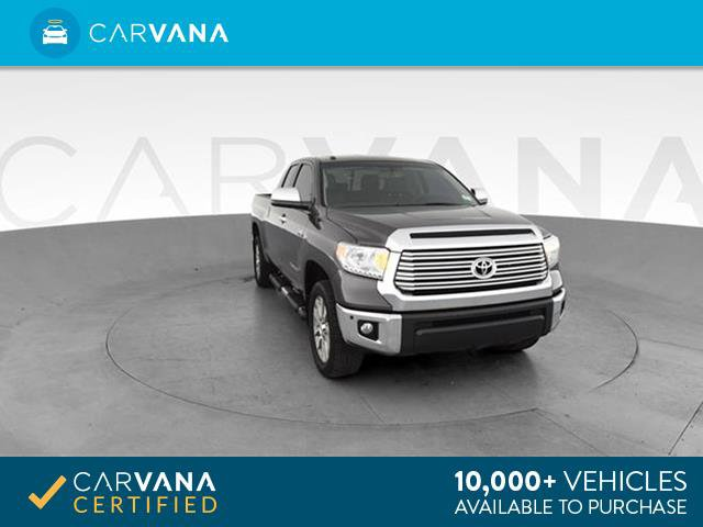 2015 Toyota Tundra 4x4 Double Cab Limited image