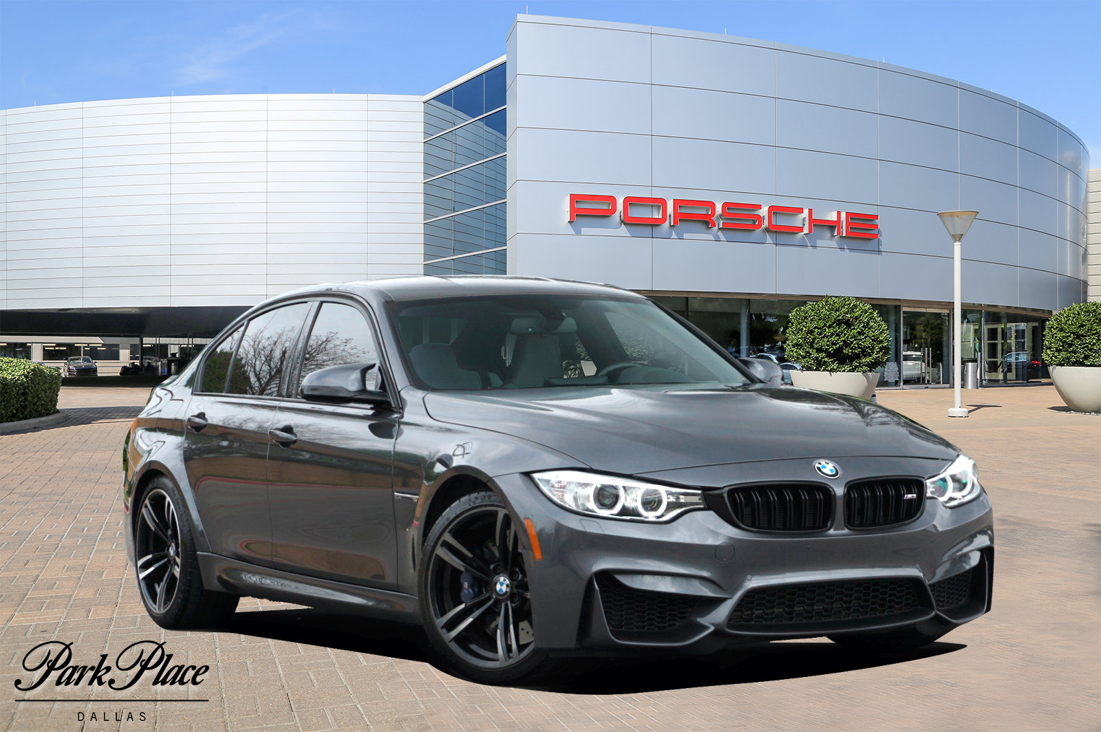 2015 BMW M3  image