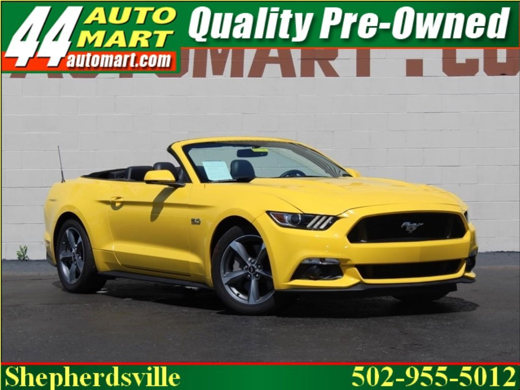 2016 Ford Mustang GT Premium image