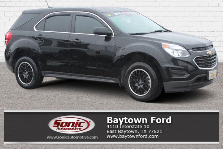 2017 Chevrolet Equinox FWD LS image