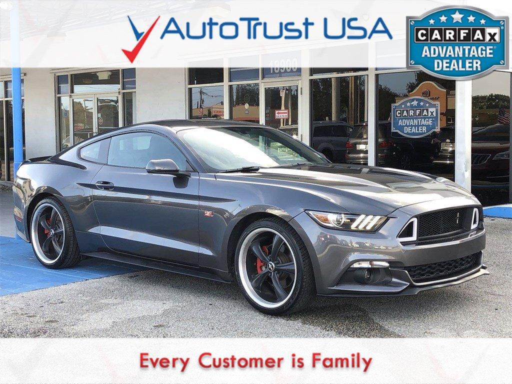 2015 Ford Mustang Premium image