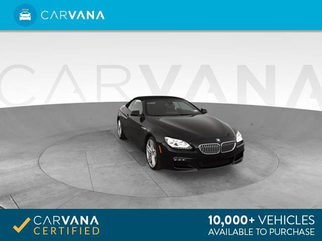 2015 BMW 650i xDrive Convertible image