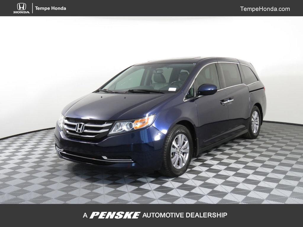2014 Honda Odyssey EX-L w/ RES image