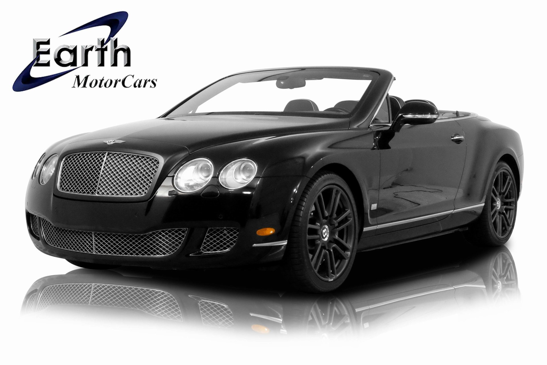 2011 Bentley Continental GTC Convertible image