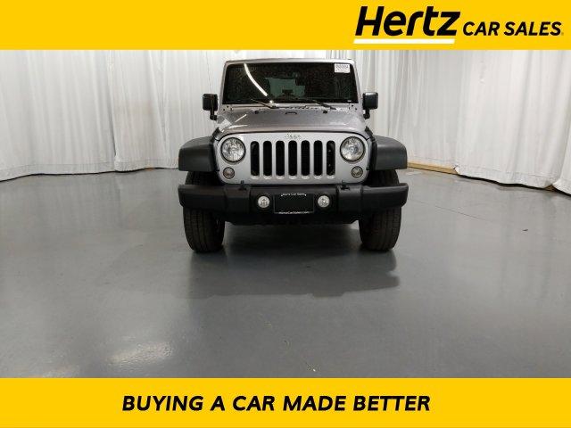2017 Jeep Wrangler Sport image