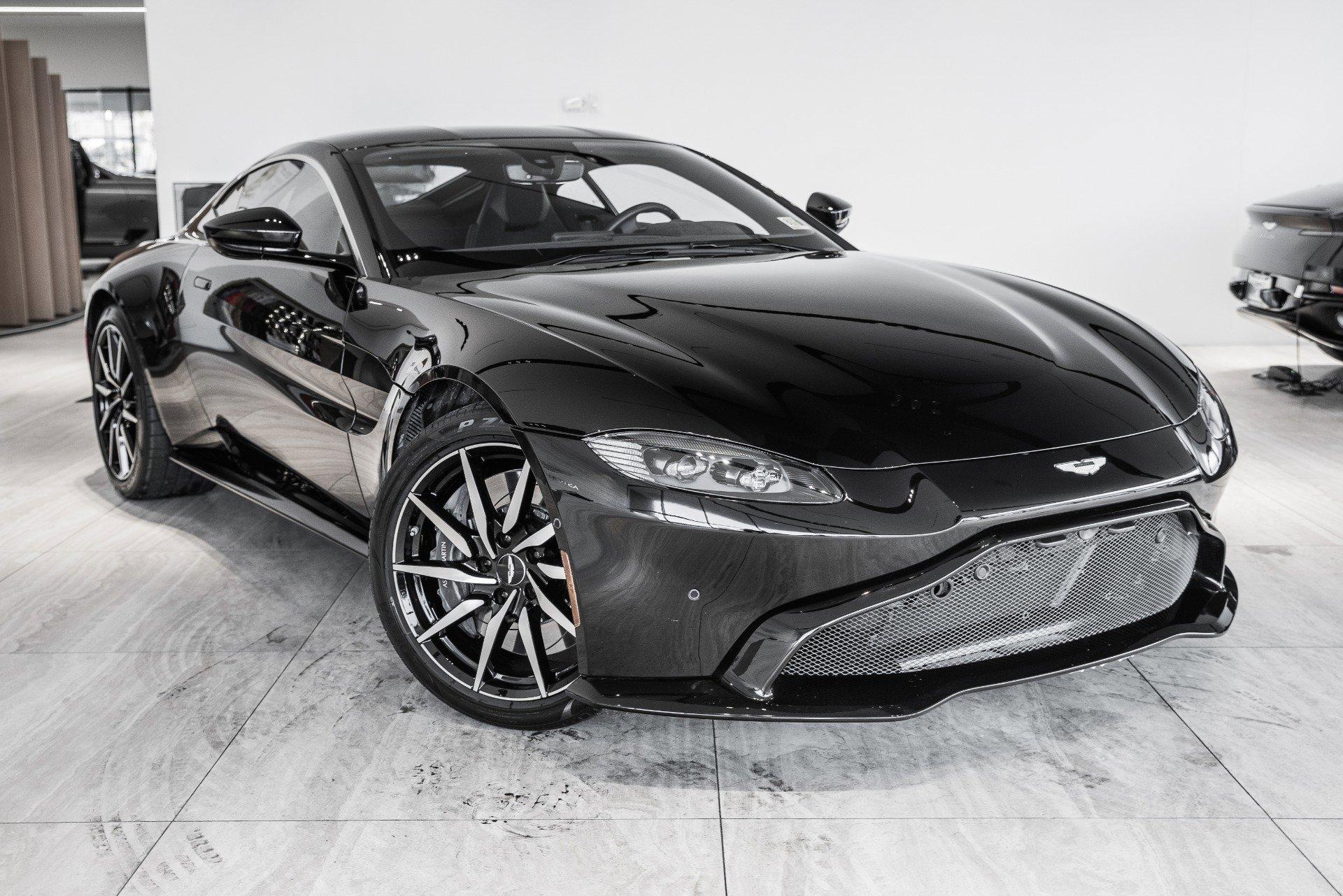 2019 Aston Martin V8 Vantage Coupe image