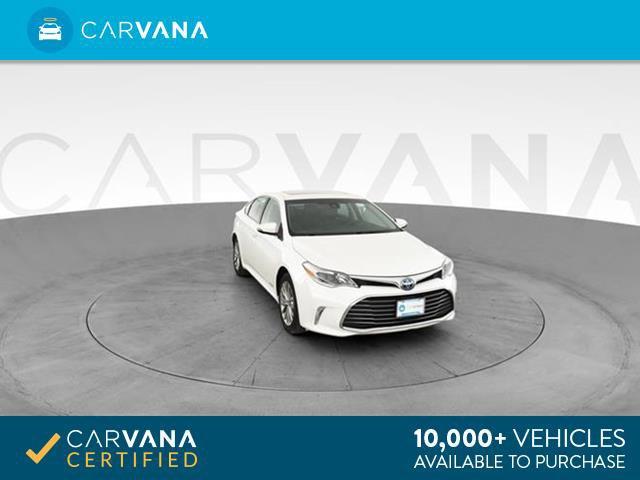 2016 Toyota Avalon Limited Hybrid image