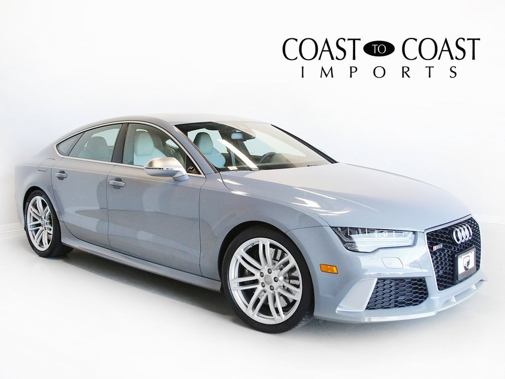 2017 Audi RS 7 Prestige image
