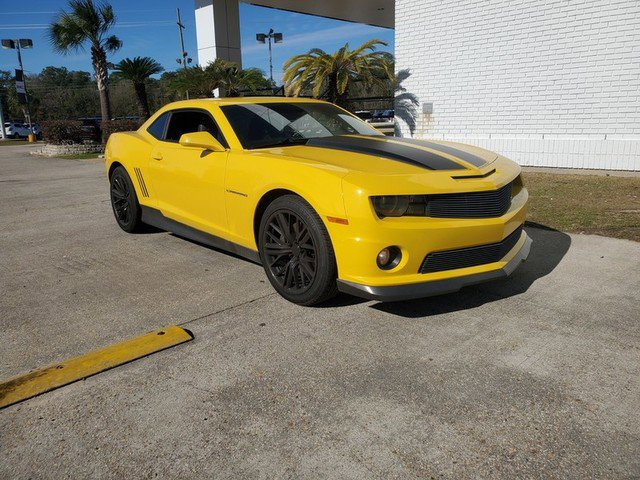 2011 Chevrolet Camaro SS Coupe w/ 2SS image