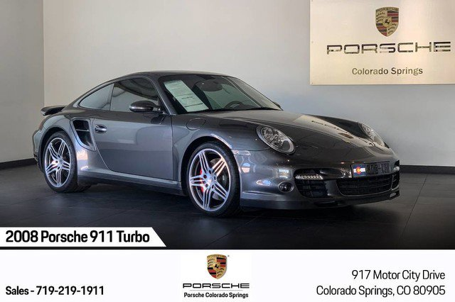 2008 Porsche 911 Turbo 4 Coupe image