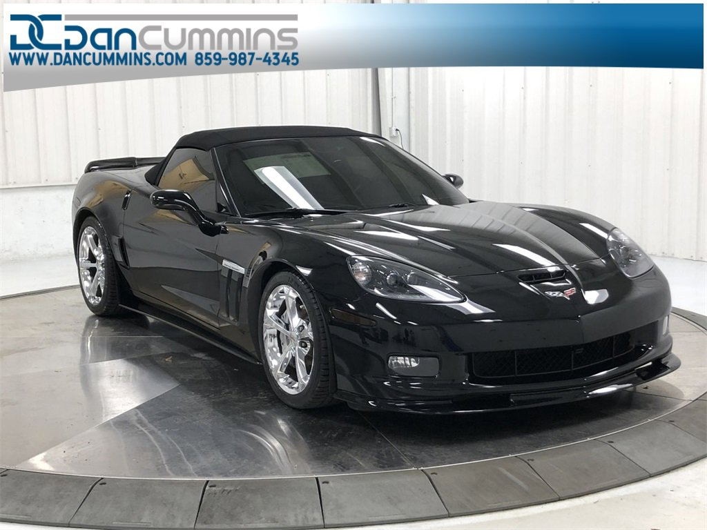 2013 Chevrolet Corvette Grand Sport Convertible image