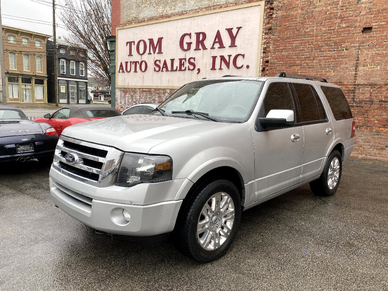 2012 Ford Expedition 4WD Limited image