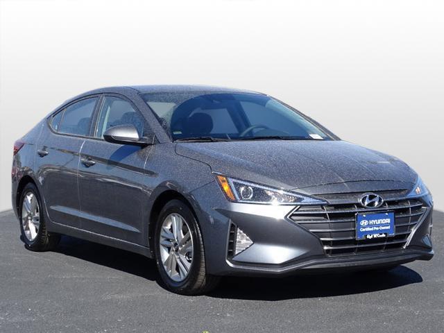 2020 Hyundai Elantra SEL Sedan image