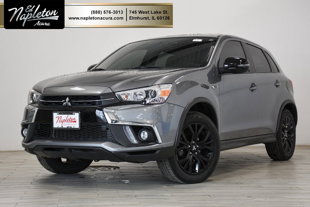 2018 Mitsubishi Outlander Sport AWD image