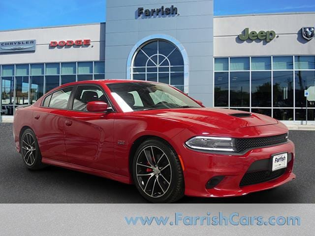 2016 Dodge Charger Scat Pack w/ Technology Group image