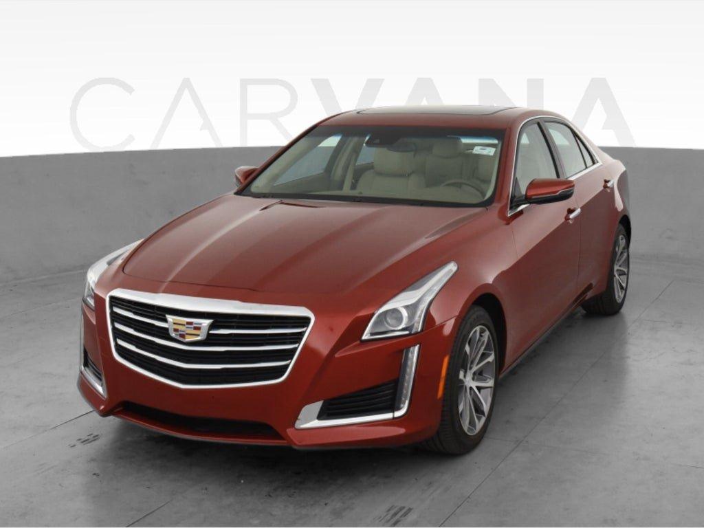 2016 Cadillac CTS Luxury AWD Sedan image