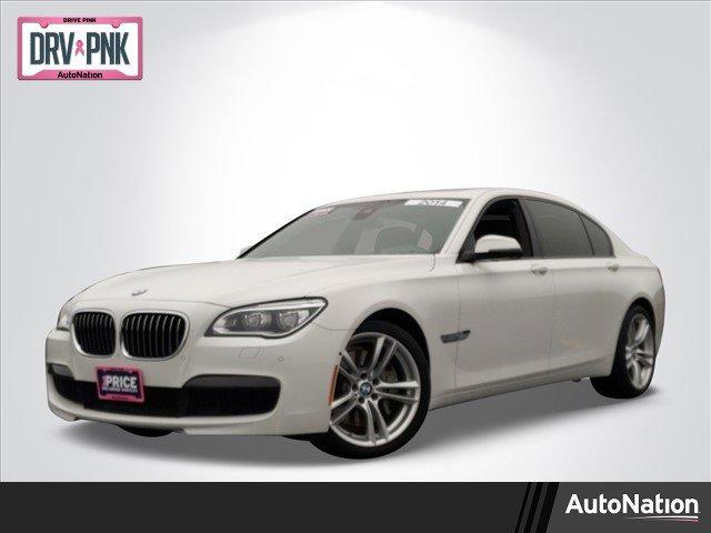 2014 BMW 750Li  image