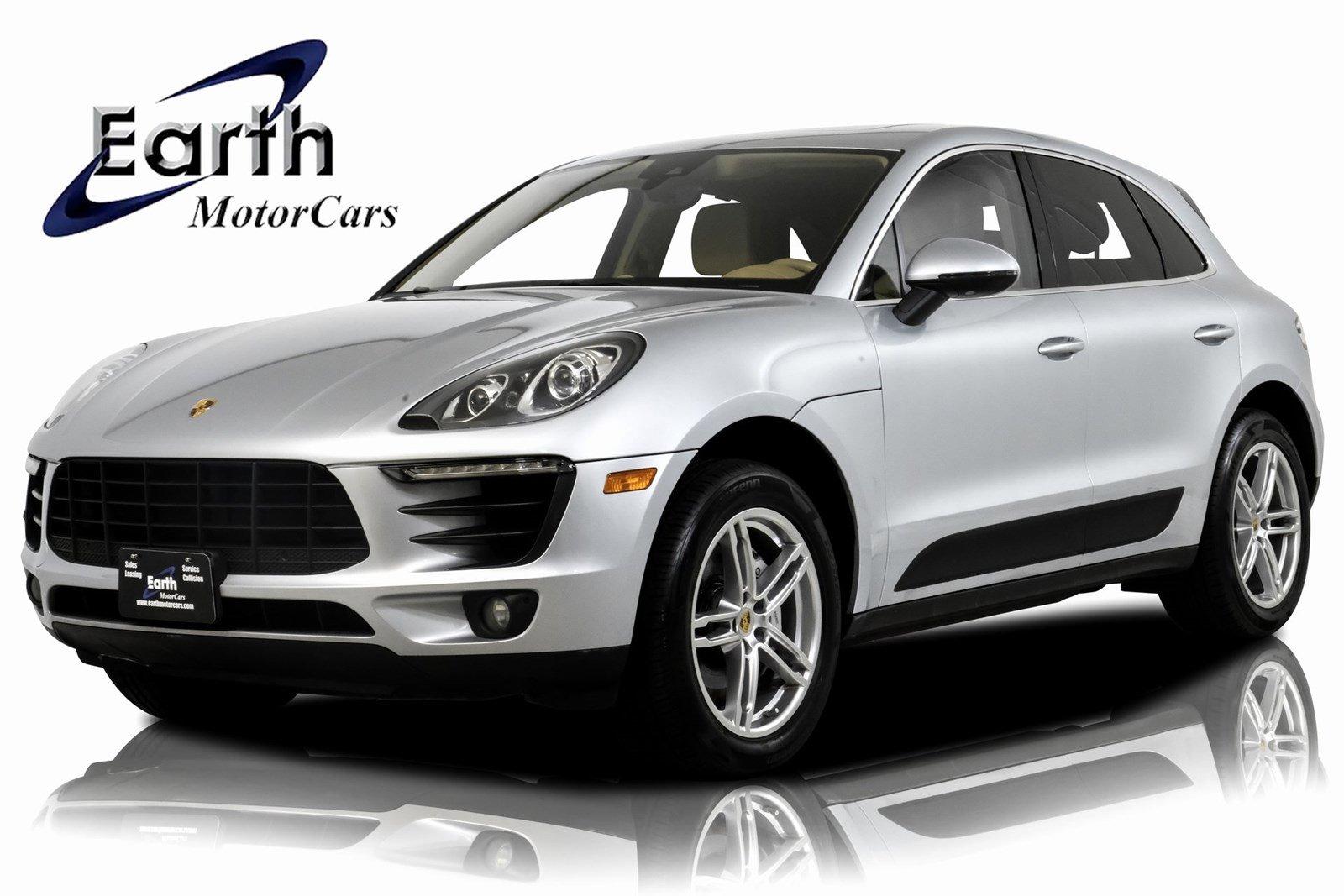 2015 Porsche Macan S image