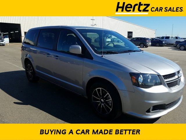 2018 Dodge Grand Caravan GT image