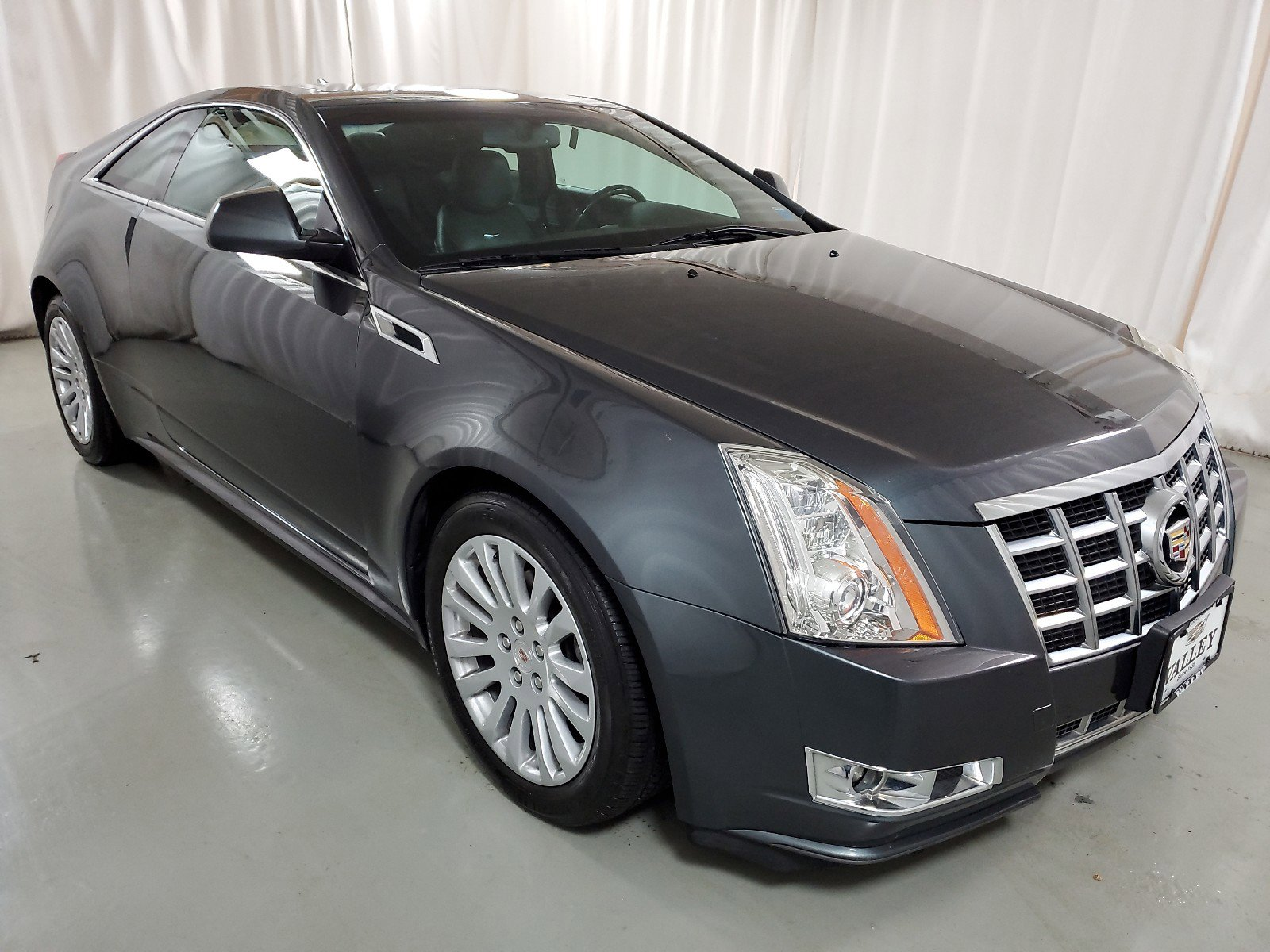 2013 Cadillac CTS Performance AWD Coupe image