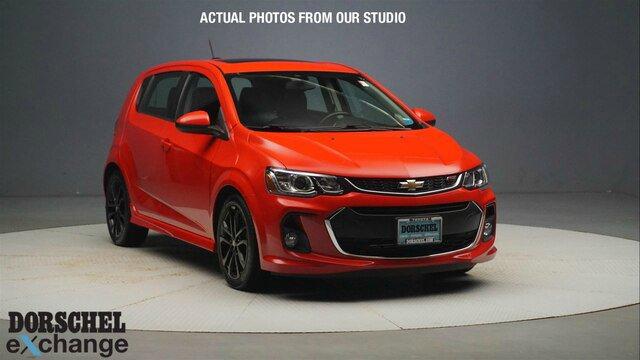 2017 Chevrolet Sonic Premier Hatchback image