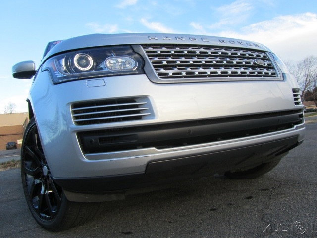 2015 Land Rover Range Rover HSE LUX image