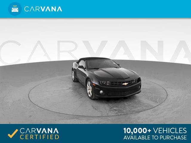 2012 Chevrolet Camaro SS Convertible w/ RS Package image