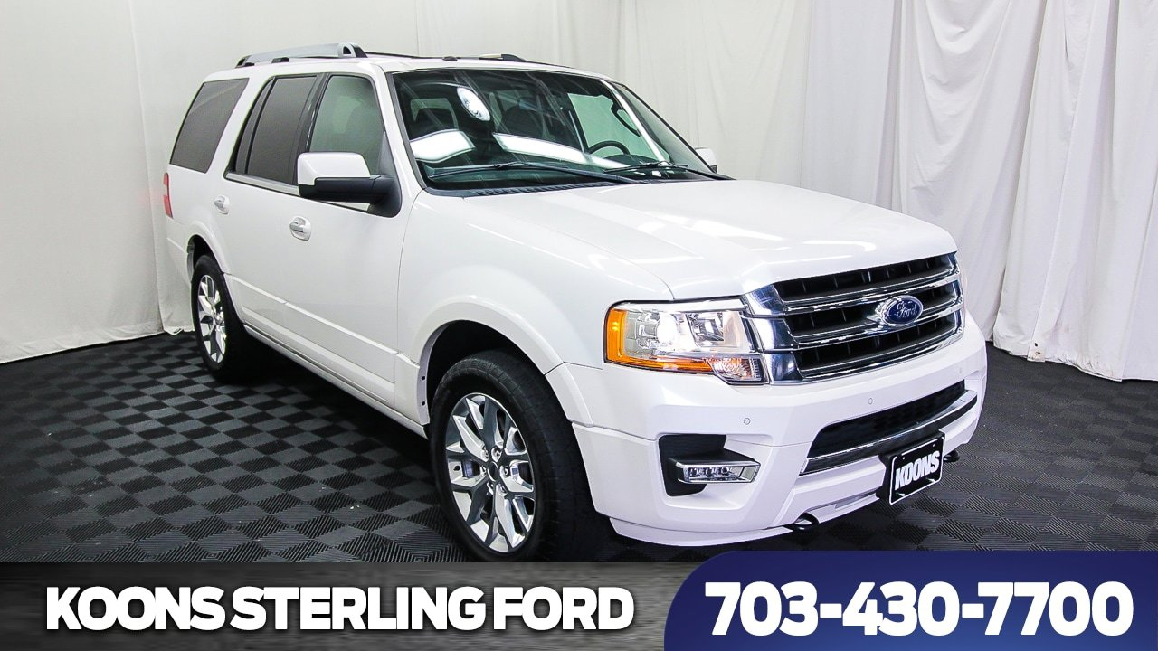 2017 Ford Expedition 4WD Limited image